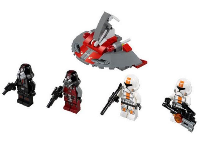 Звёздные войны 75001 «Солдаты