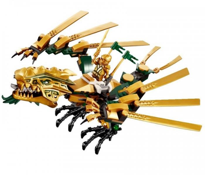 Ниндзяго 70503 «Золотой