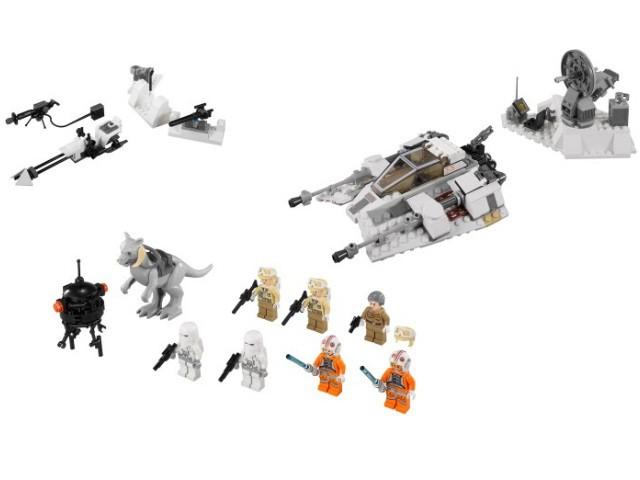за Хот» (Lego Star Wars)