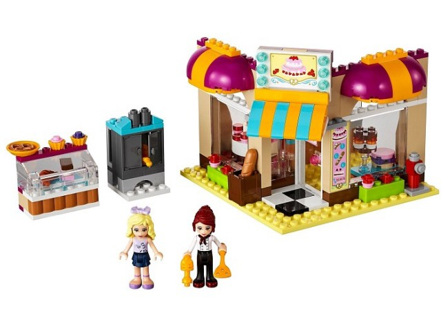 пекарня» (Lego Friends)