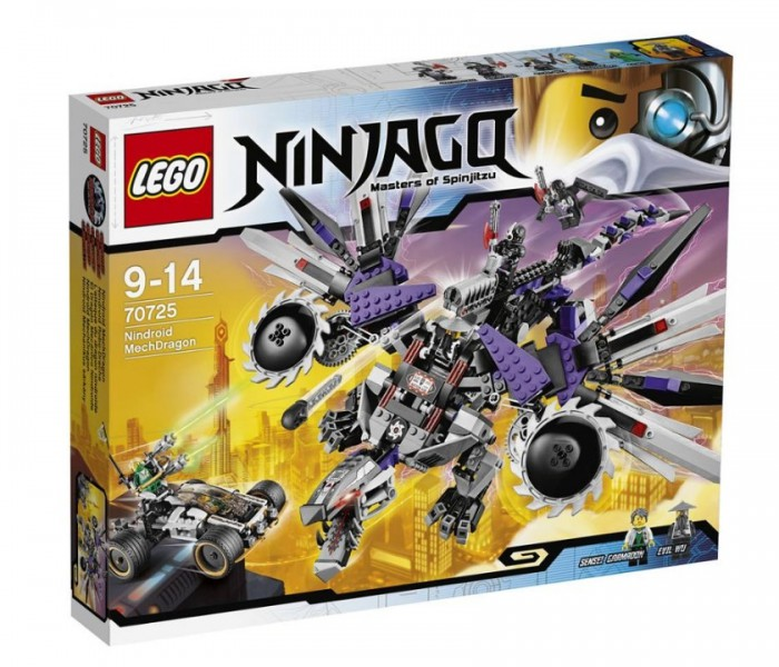 Конструктор Лего LEGO Ниндзяго