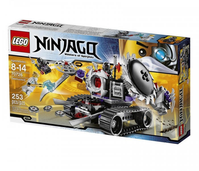Ниндзяго 70726 «Разрушитель»