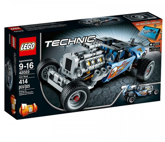 Lego техник 42022 - ec0b8