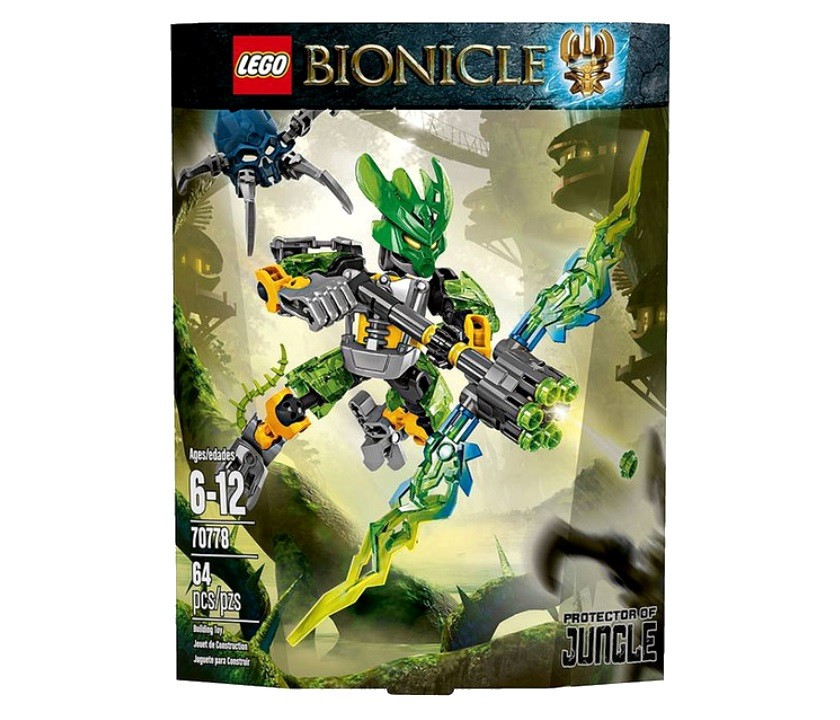 Конструктор Лего LEGO Бионикл