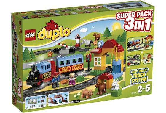 """Дупло 66494 """"Поезд Супер Пэк 3"""