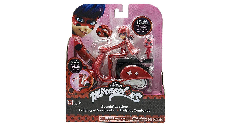 af5c42b7ca40 Игрушка Кукла Miraculous Леди Баг на скутере 39880 - Интернет ...