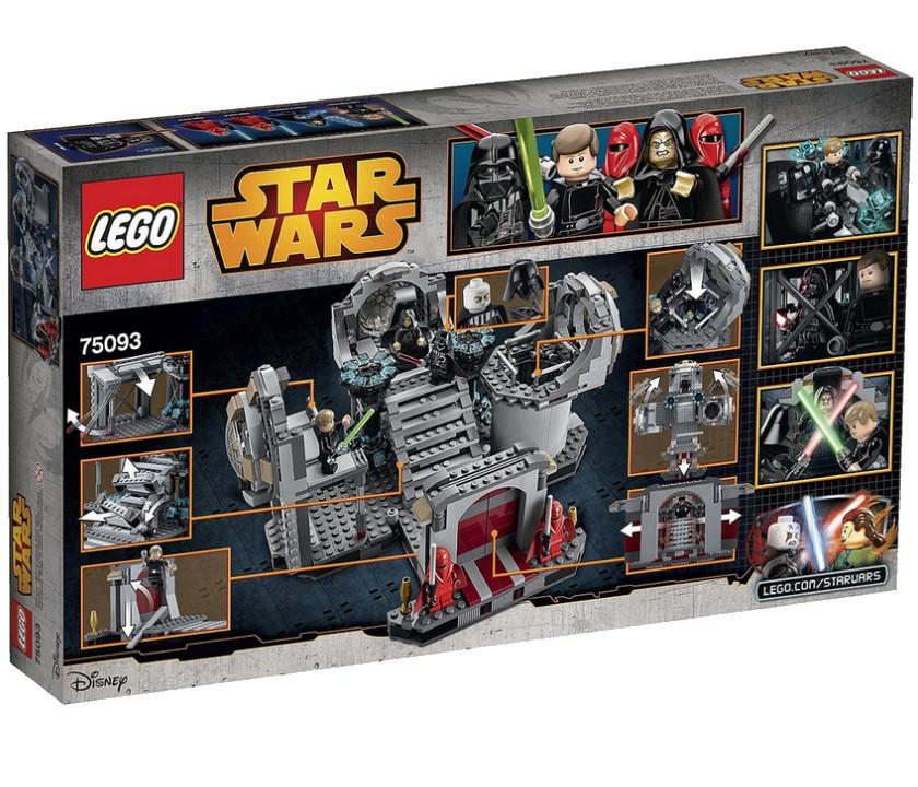 Инструкция Лего Звёздные Войны Звезда Смерти