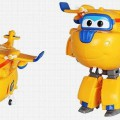 "Игрушка SUPER WINGS YW710220 ""Трансформер Донни"" - Интернет-магазин конструкторов Лего kubikon.ru, г. Екатеринбург"