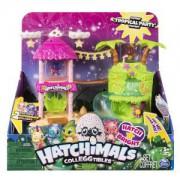 Игровой набор с коллекционными фигурками Hatchimals Тропический остров 19129 872c2a4a1e4