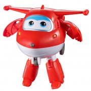 "Игрушка Super Wings YW711410 ""Супер-трансформер Джетт"" - Интернет-магазин конструкторов Лего kubikon.ru, г. Екатеринбург"