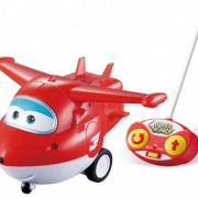 "Игрушка SUPER WINGS YW710710 ""Джетт на р/у"" - Интернет-магазин конструкторов Лего kubikon.ru, г. Екатеринбург"