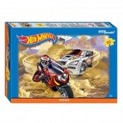 Пазл 60 Hot Wheels 81144 STEP Puzzle - Интернет-магазин конструкторов Лего kubikon.ru, г. Екатеринбург