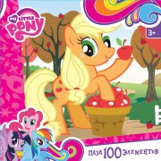 Пазл 100 My Little Pony 02098 Origami - Интернет-магазин конструкторов Лего kubikon.ru, г. Екатеринбург