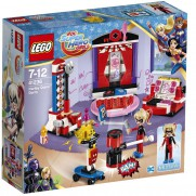 "Конструктор ЛЕГО Супергёрлз 41236 ""Бэтгёрл Дом Харли Квинн"" (LEGO Super Hero Girls) - Интернет-магазин игрушек и конструкторов Лего kubikon.ru, г. Екатеринбург"