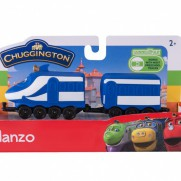 Игрушка CHUGGINGTON – набор «паровозик с вагончиком Ханзо» 38501 - Интернет-магазин конструкторов Лего kubikon.ru, г. Екатеринбург
