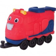 Игрушка CHUGGINGTON паровозик Джекман 38523 - Интернет-магазин конструкторов Лего kubikon.ru, г. Екатеринбург